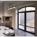 Fenêtre et porte-fenêtre à frappe
