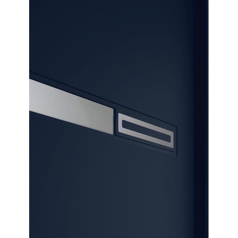 Porte d 39 entr e aluminium kline a la belle fen tre for Porte d entree aluminium prix