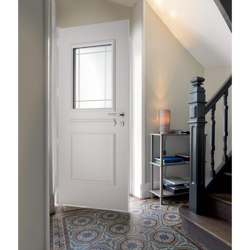porte d 39 entr e aluminium kline a la belle fen tre. Black Bedroom Furniture Sets. Home Design Ideas