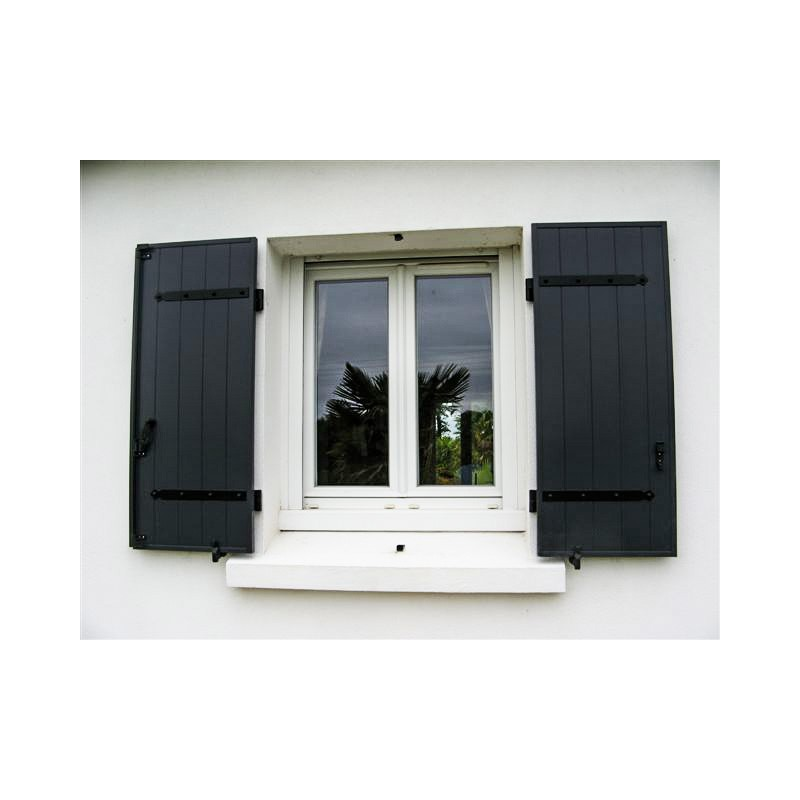 volets battant aluminium a la belle fen tre. Black Bedroom Furniture Sets. Home Design Ideas